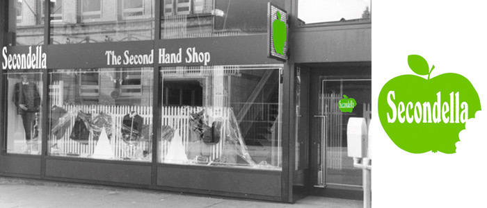 Our History - SECONDELLA - The Second Hand Shop ABC-Straße 1973