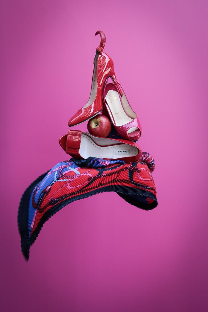 Accessoires de Luxe - Christian Louboutin, Hermès
