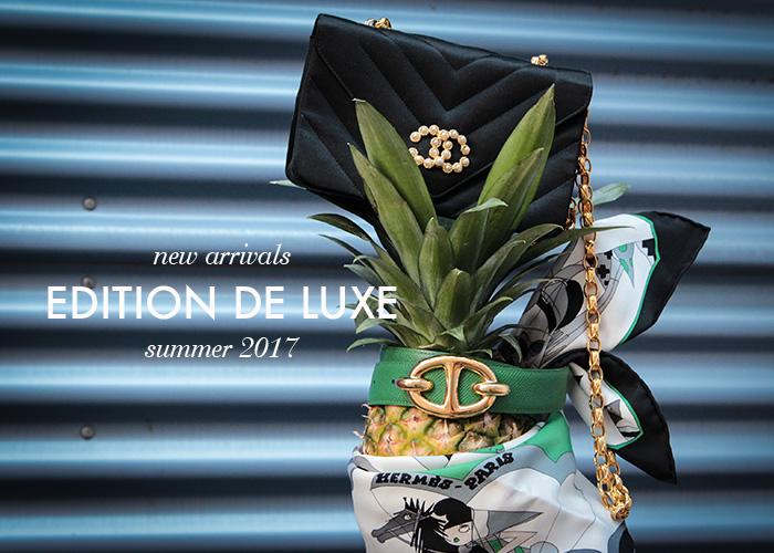 Accessoires de Luxe - Chanel, Hermès, Louis Vuitton