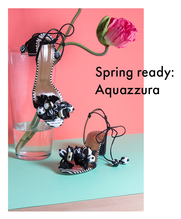 Aquazzura Pumps & Sandaletten - Second Season