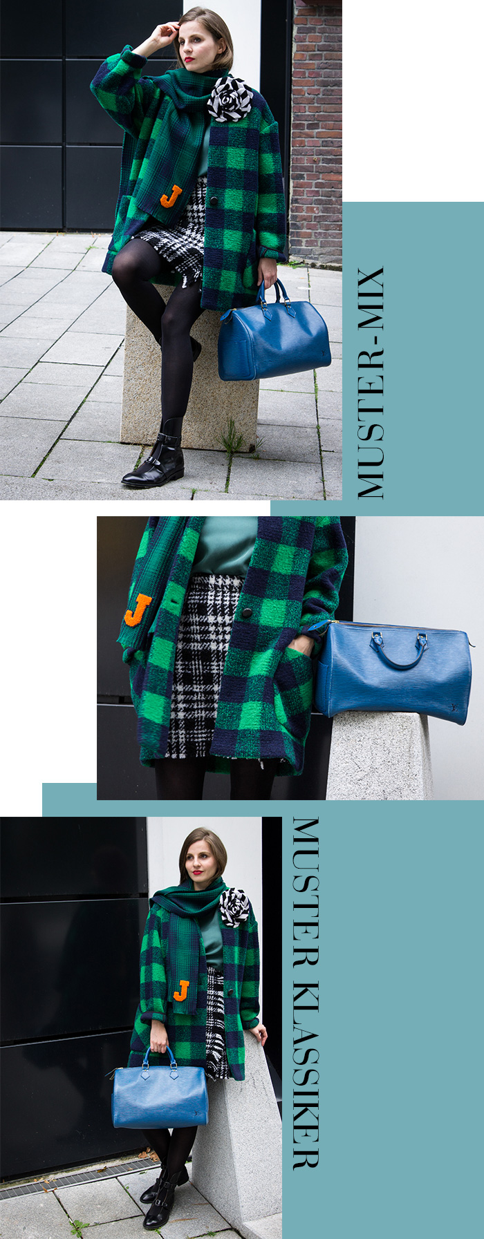 New Arrivals for Autumn - Herbstmode 2017 - Muster Mix