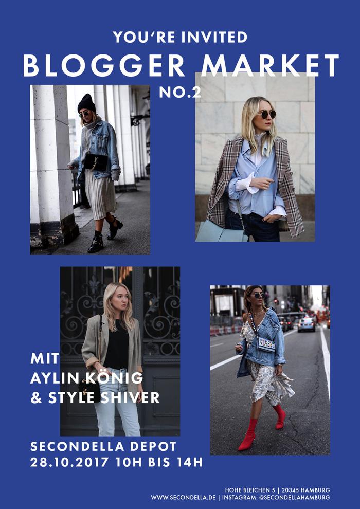 Blogger Market No.2 mit Aylin König & Style Shiver