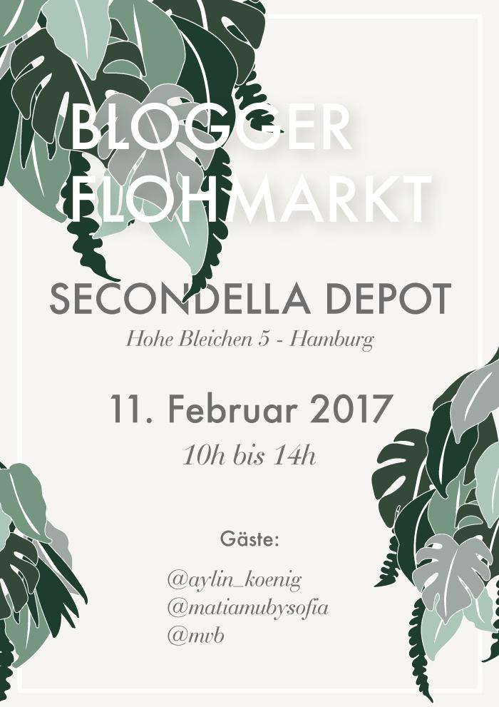 Blogger-Flohmarkt bei SECONDELLA