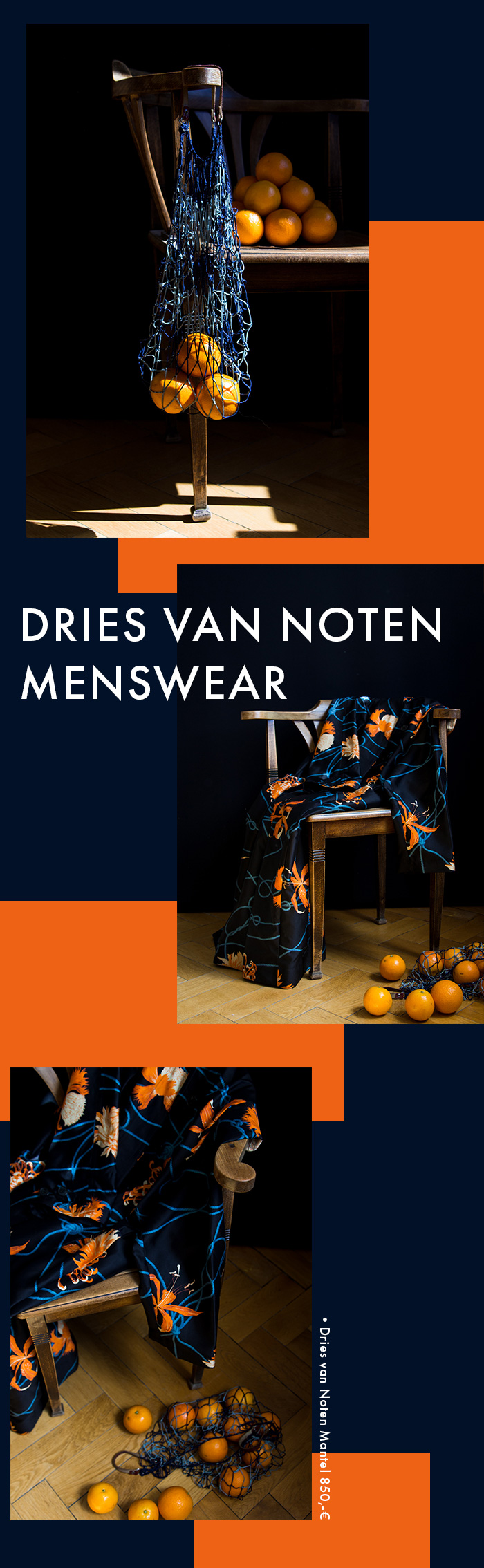 Dries van Noten - Menswear - Second Season-01