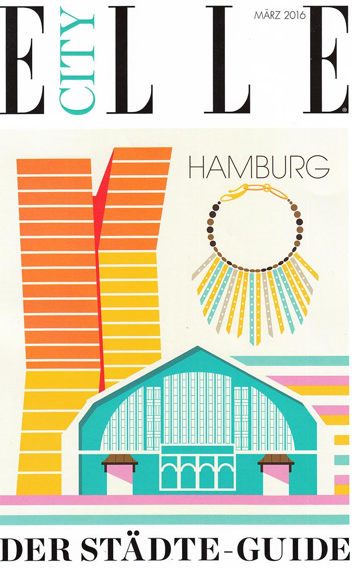 ELLE City Hamburg 03/2016
