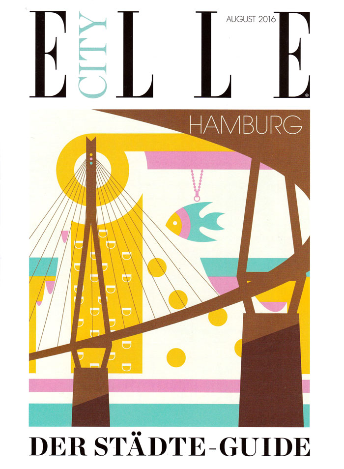 ELLE CITY Hamburg 08/2016