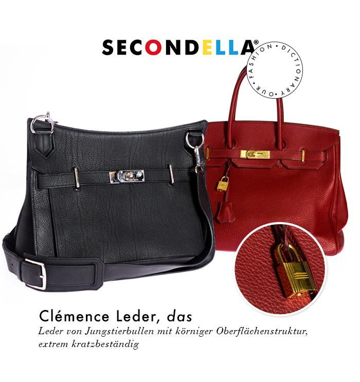 Fashion Dictionary: Clémence Leder, Hermès
