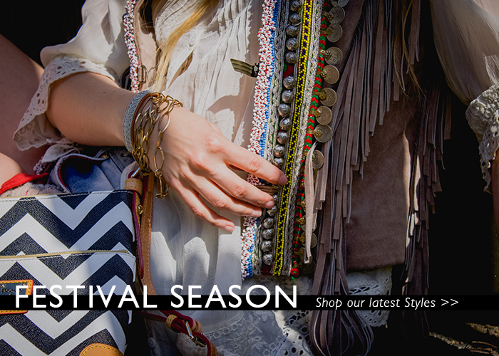 How to dress for the Festival Season