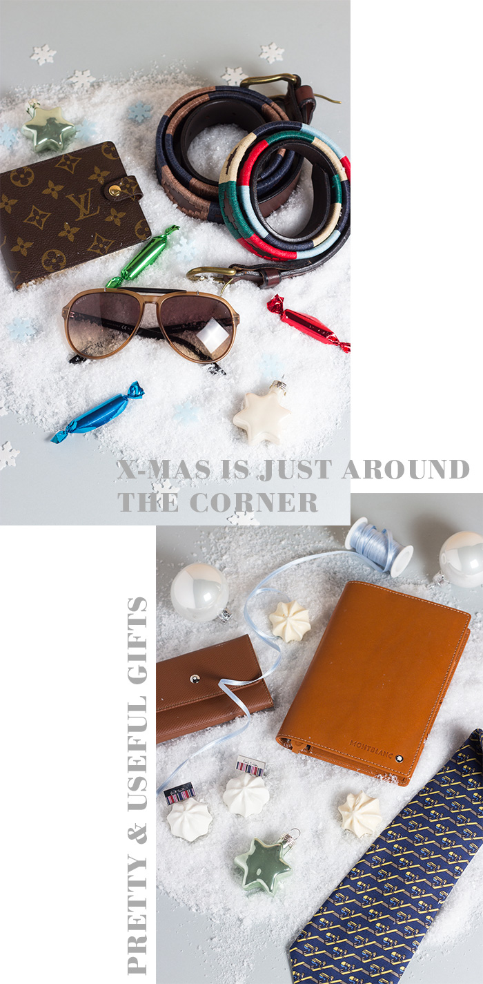 Geschenke-Guide für Ihn - Louis Vuitton, Montblanc, Hermès
