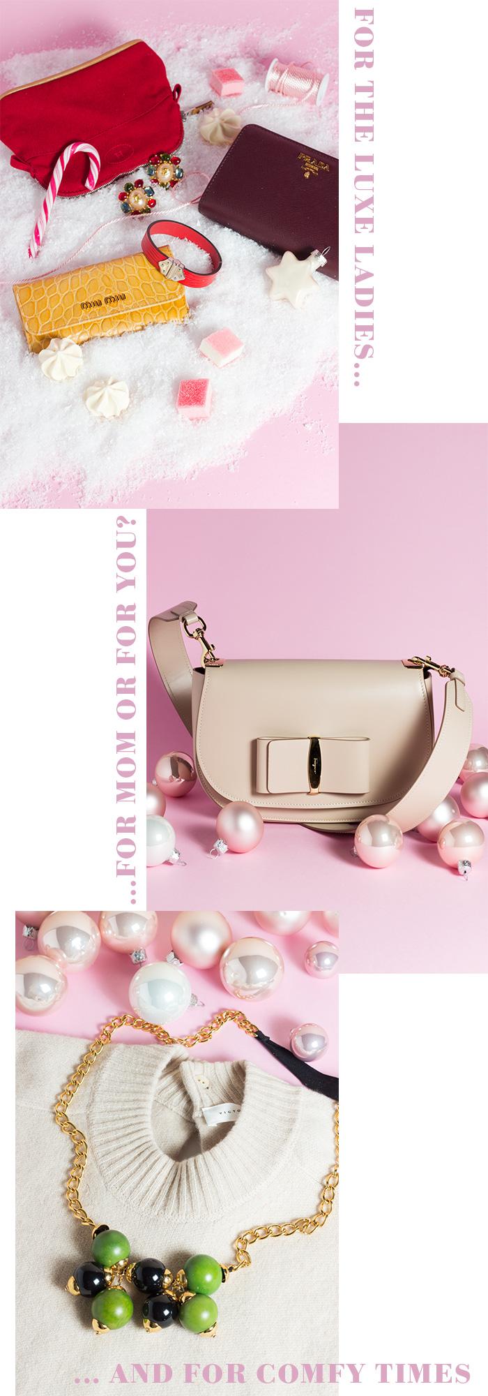 Geschenke-Guide für Sie 2017 - Chanel, Marni, Ferragamo