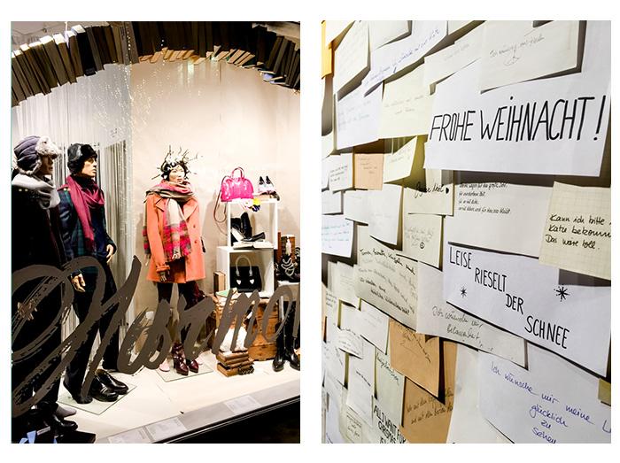 Secondella X-Mas Schaufenster 2015 - Menswear 2