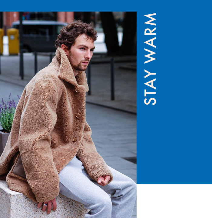 Menswear - Autumn Arrivals