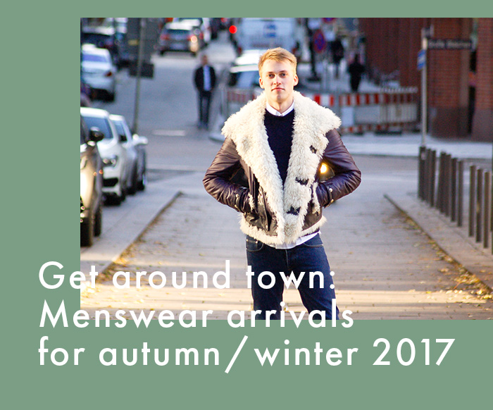 Menswear Trends for Autumn - Winter 2017