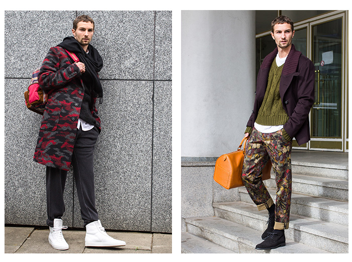 Menswear - New Autumn Arrivals 2016