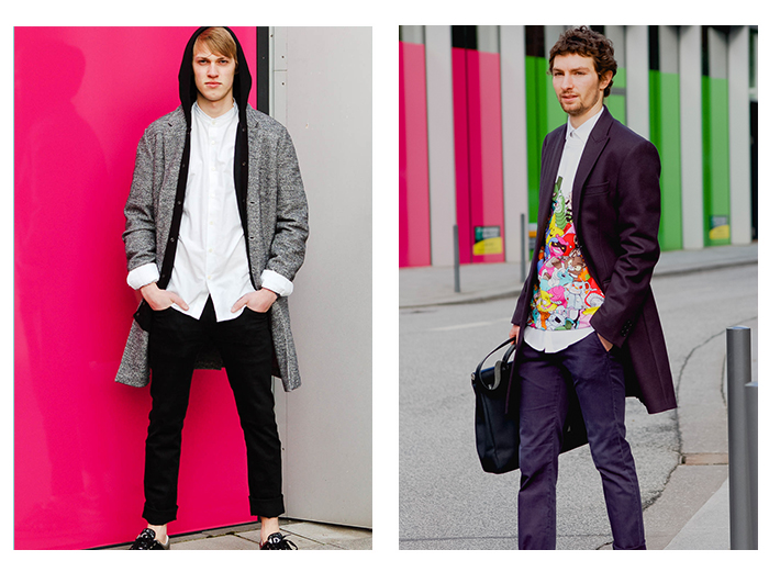 Menswear Spring 2016