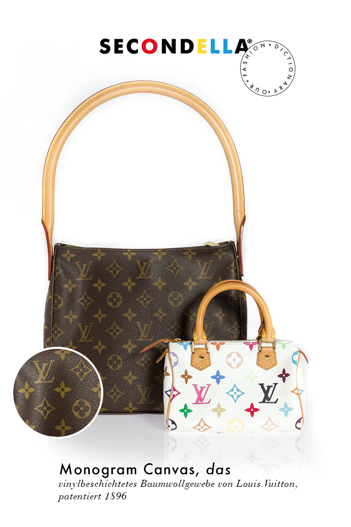 Fashion Dictionary: Monogram Canvas - Louis Vuitton