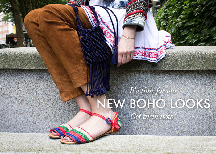New Boho Looks for Summer