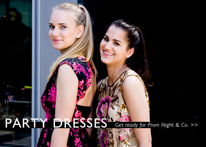 Party Dresses _Prom Night / Abiball_Second Hand