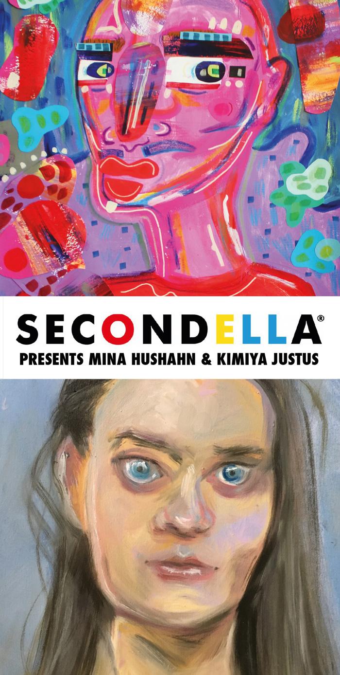 SECONDELLA x Mina Hushahn & Kimiya Justus