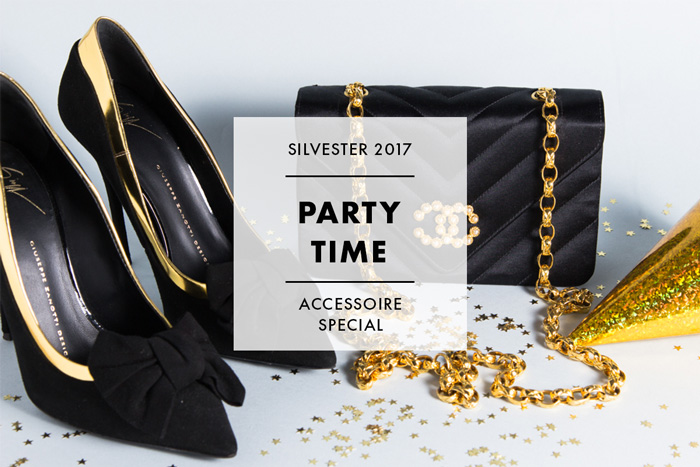 Party-Time - Accessoires - Silvester 2017