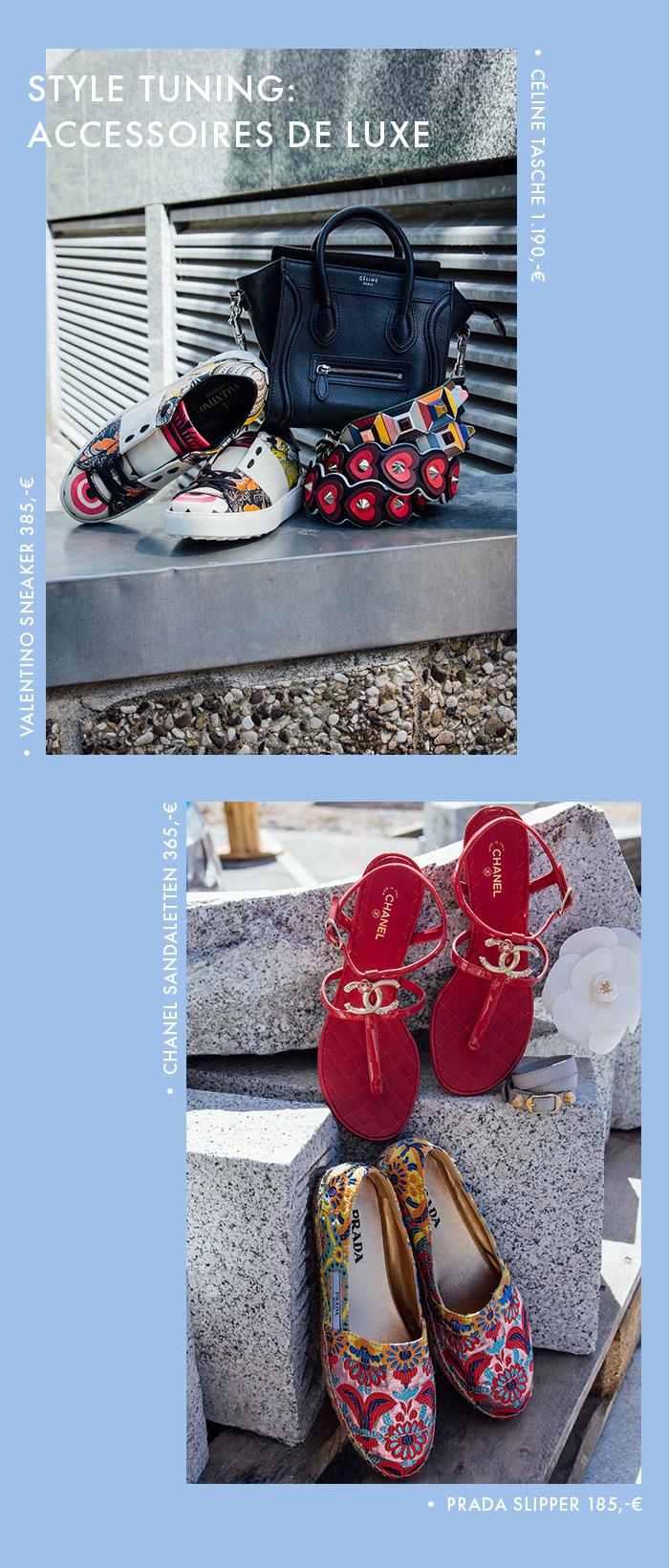 Accessoires De Luxe: Céline
