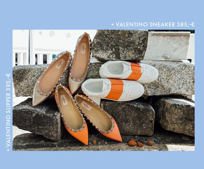 Accessoires De Luxe: Valentino Ballerina