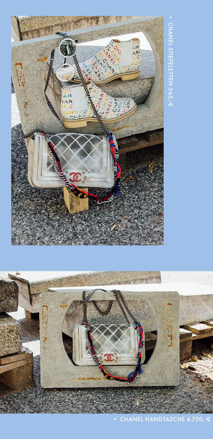 Accessoires De Luxe: Chanel