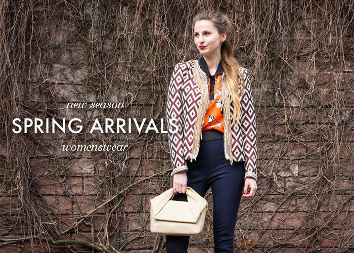 Spring Arrivals 2017