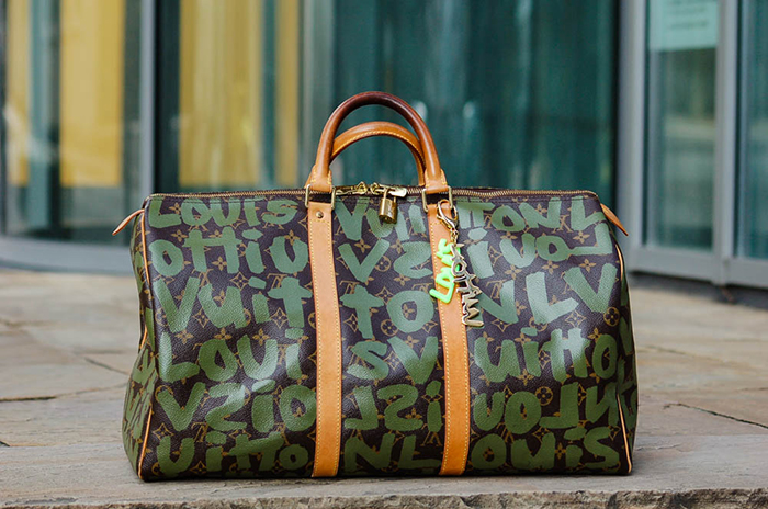 Stephen Sprouse for Louis Vuitton Keepall
