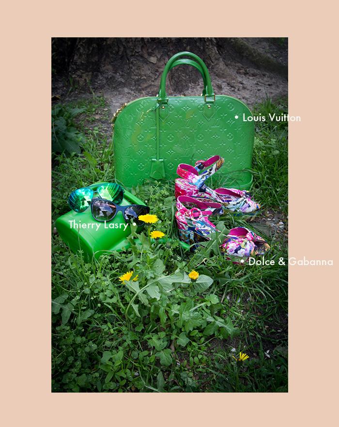 Sommer Accessoires 2018 - Louis Vuitton