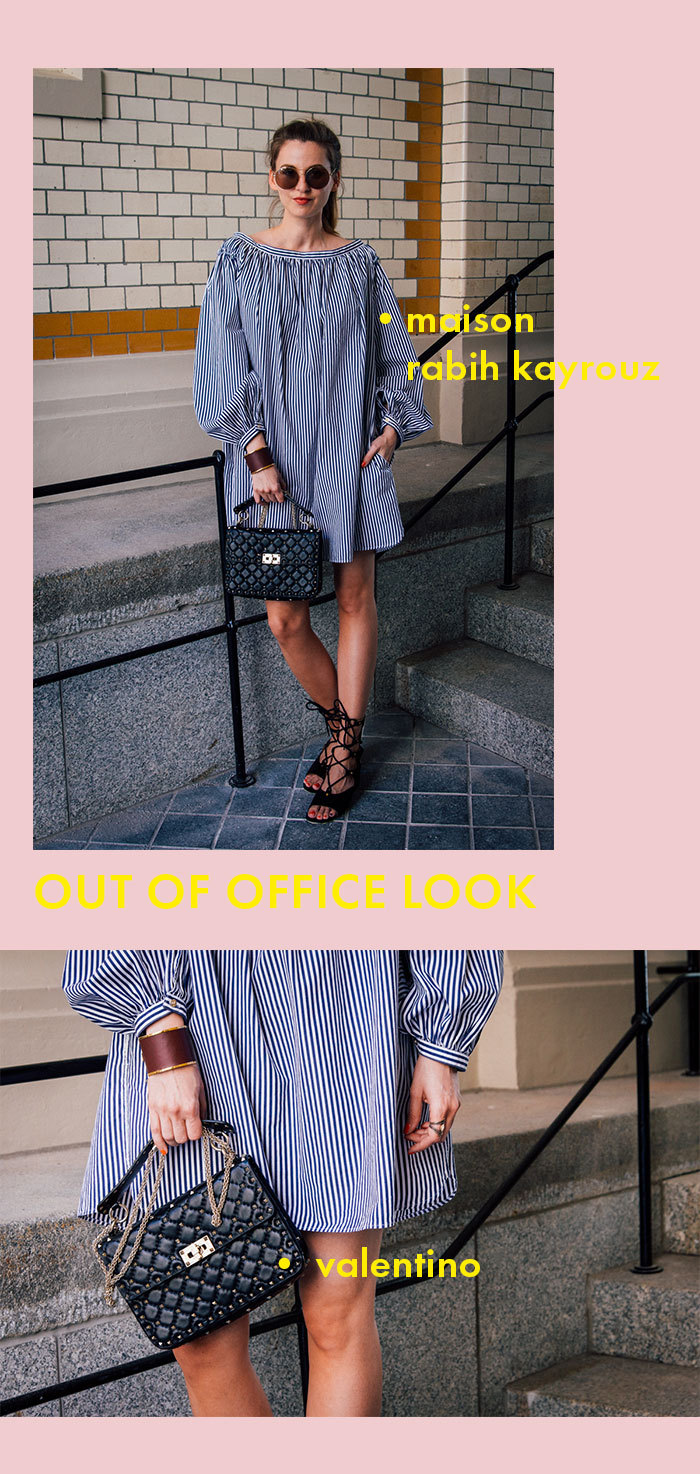 Summer Fashion 2018: Out Of Office Look