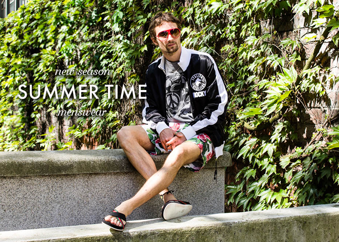 Summer Time - New Menswear 2016