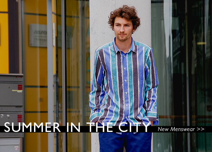 Summer in the City - New Menswear