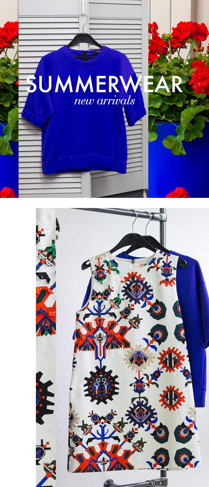 Summerwear 2017 - Odeeh, MSGM