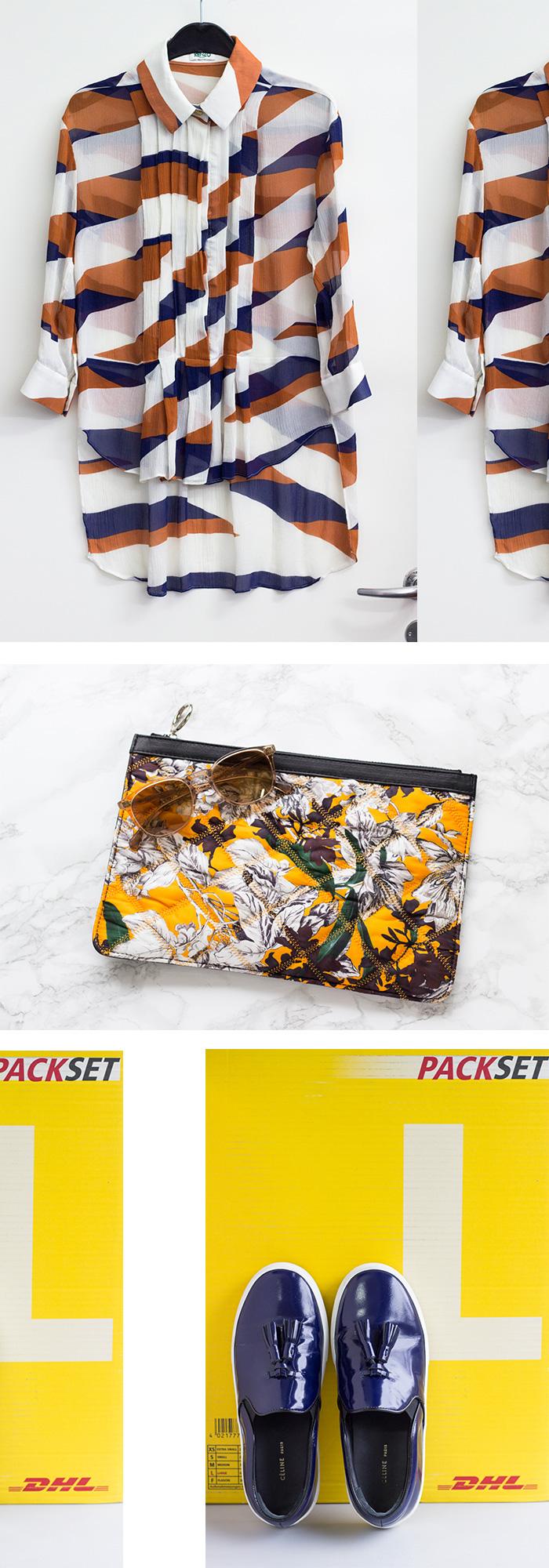 Summerwear 2017 - Kenzo, MSGM, Céline