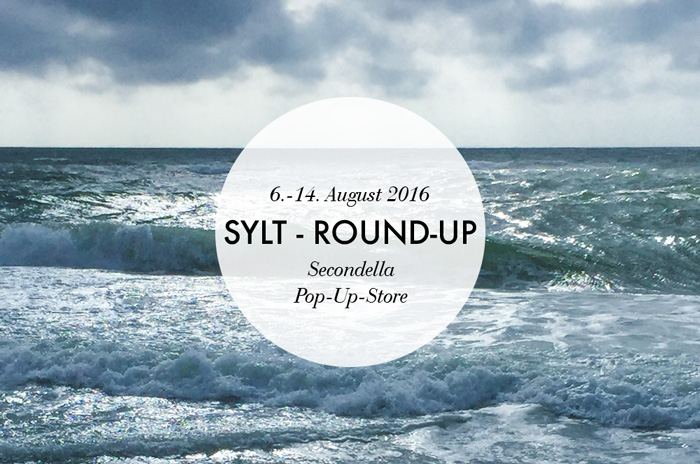 Sylt Pop-Up-Store Summer 2016