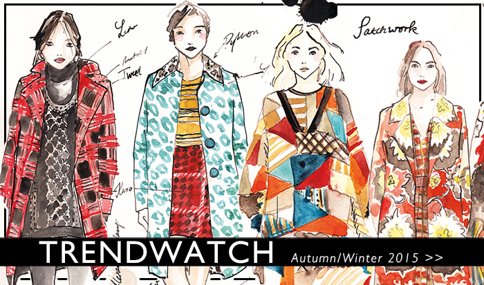 SECONDELLA Trendwatch Autumn/Winter 2015
