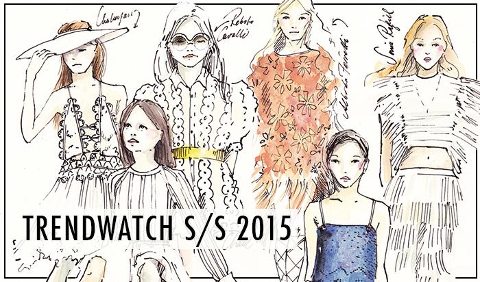 Trendwatch S/S 2015