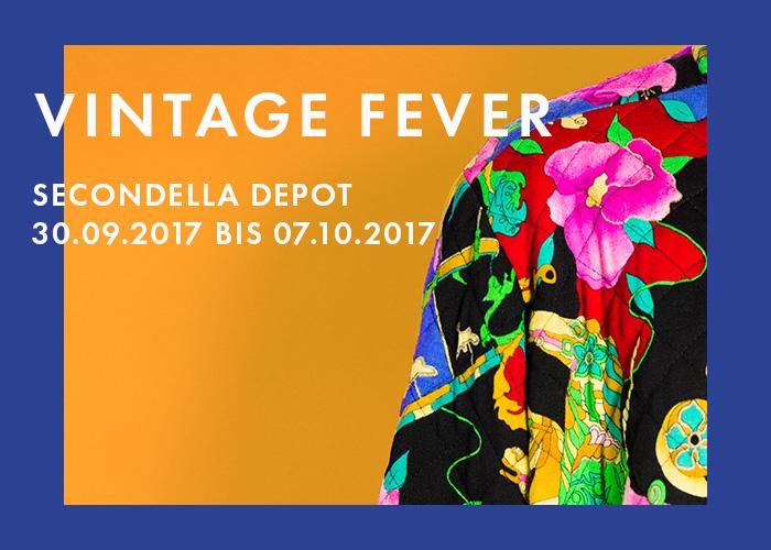 Eröffnung: Vintage-Fever bei Secondella - Rückblick