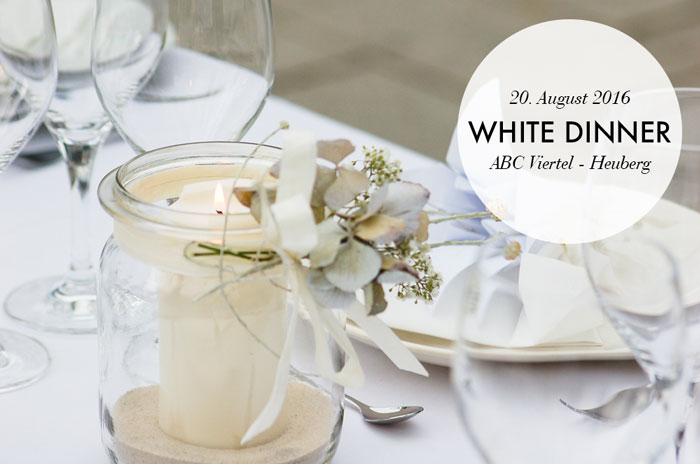 White Dinner 2016 - Hamburg ABC Viertel