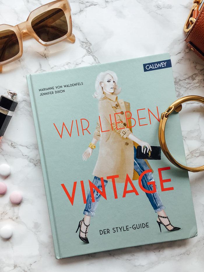 Wir lieben Vintage - Callwey - Buchvorstellung
