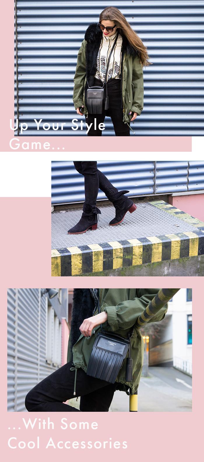 Womenswear - Neue Mäntel für die kalte Jahreszeit