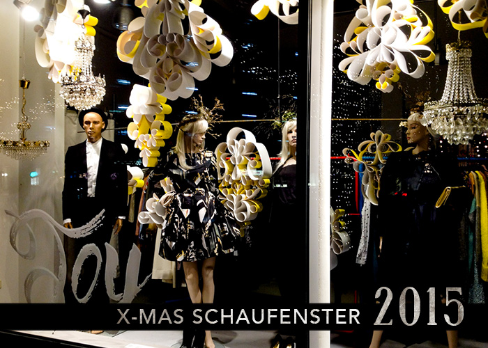 Secondella X-Mas Schaufenster 2015