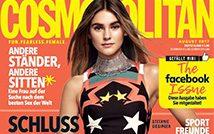 Cosmopolitan - August 2017-Cover