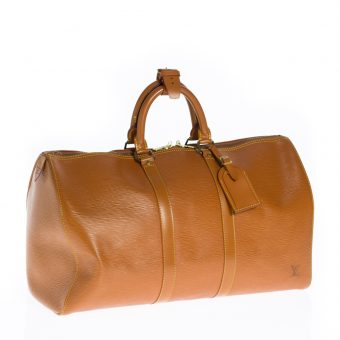 Louis Vuitton, Keepall in brown - 865,-€ (656910)