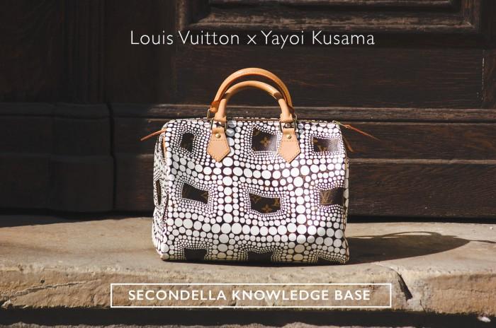 Louis Vuitton x Yayoi Kusama Kollaboration